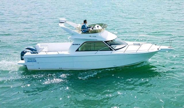 蓝波游艇 33尺游艇